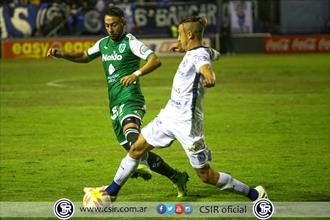 Sarmiento puso un pie en la final